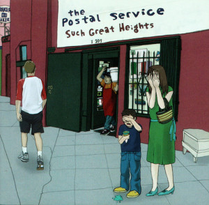 essential synth-pop tracks The Postal Service
