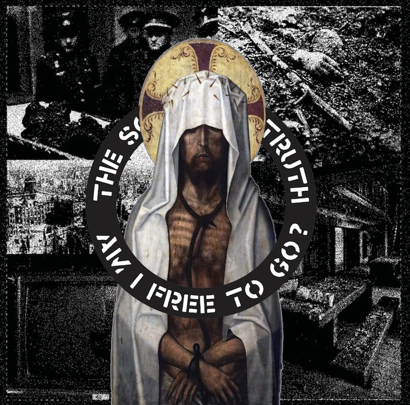 Soft Pink Truth crust-punk covers album Am I Free to Go