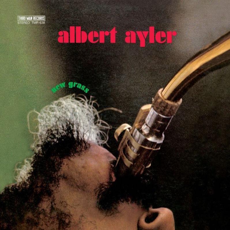 Albert Ayler New Grass reissue