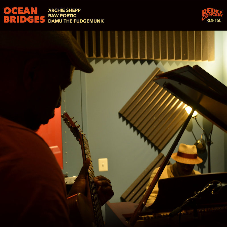 Archie Shepp Damu the Fudgemunk Ocean Bridges review