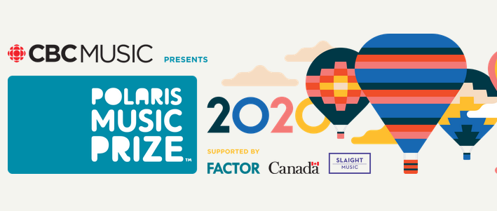 Polaris Music Prize 2020 long list