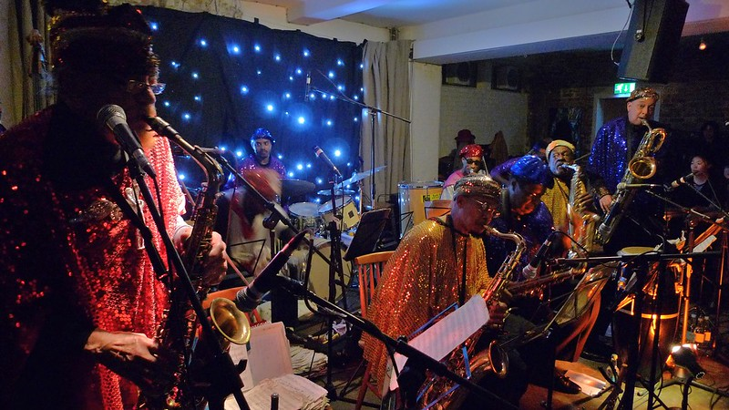 Sun Ra Arkestra new album