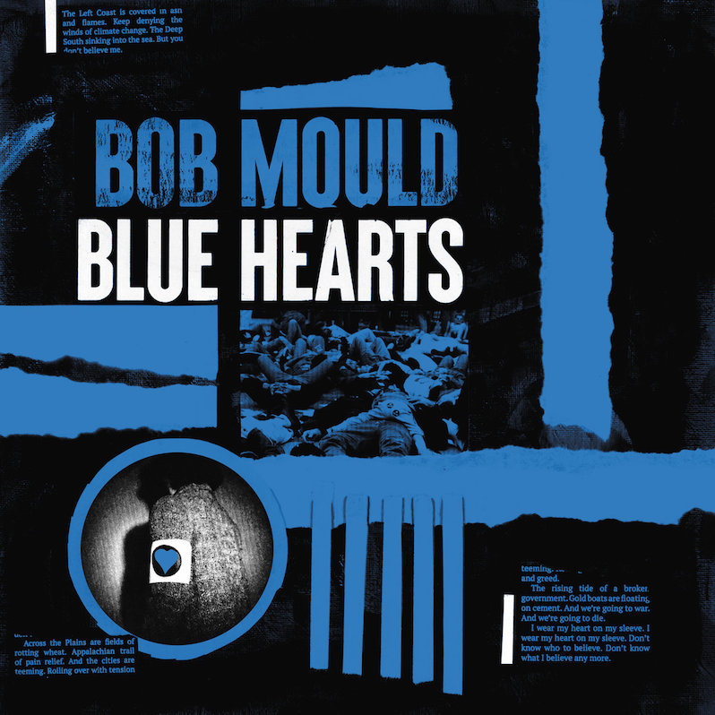 Bob Mould new album Blue Hearts