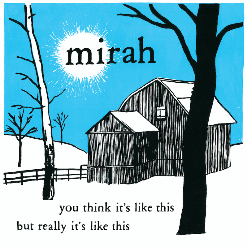 Mirah You Think It's Like This reissue