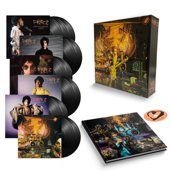 Prince Sign 'O' the times reissue box set