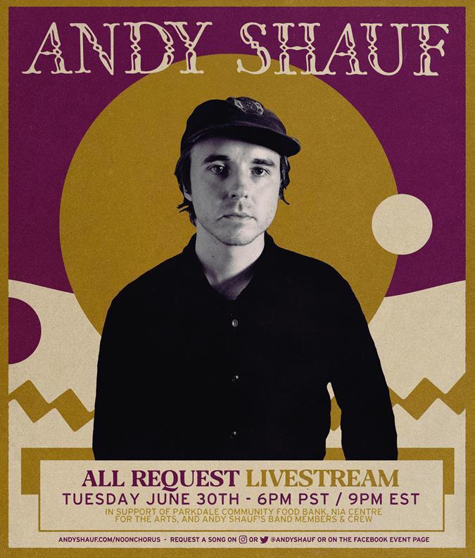 Andy Shauf live stream