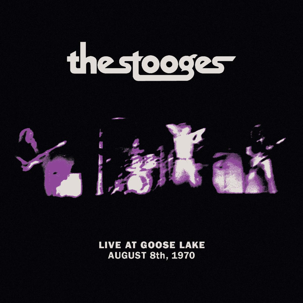 Stooges Live at Goose lake