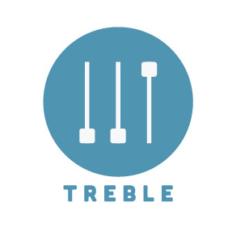 Treble staff